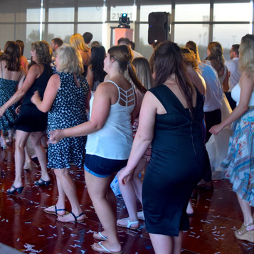 Yes, we play all decades and genres of music including Line Dances (if you like!)  | Blue Diamond Events Weddings | Columbia, MO
