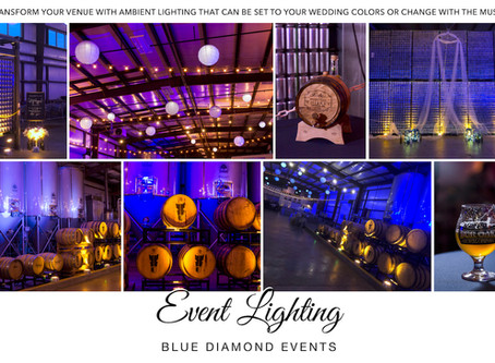 Services | Lighting & Atmosphere