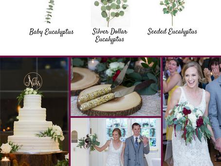 Wedding Inspiration   Eucalyptus