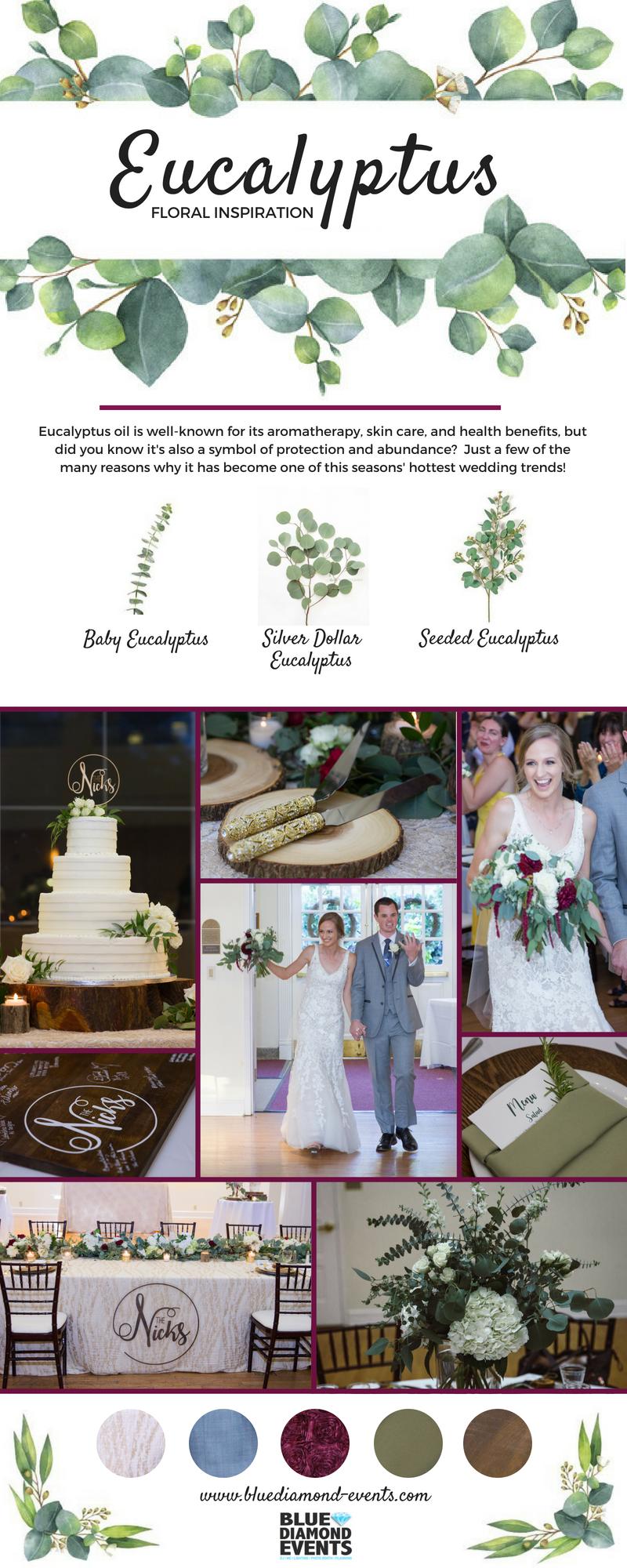 eucalyptus inspiration wedding floral decor columbia mo missouri planning and coordinating wedding planner photography photographer photos table decor centerpiece ideas