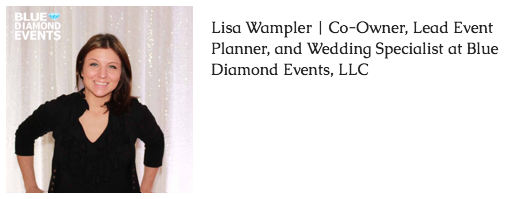 Lisa Wampler, Blue Diamond Events