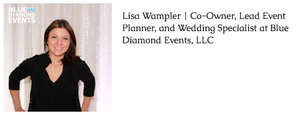 Lisa Wampler, Blue Diamond Events