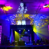 Computer Controlled Light Show | Blue Diamond Events DJ/MC + Lighting | Columbia, MO