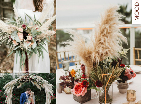 Get The Look | Wispy Ethereal Wedding | Pinterest Mood Board Inspo