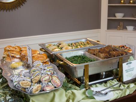 Event Logs | A Taste of Columbia | The Nicks Rehearsal Dinner
