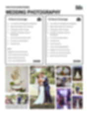 Wedding Photography - 8hrs & 12 hrs (2 p