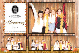 Homecoming Events | XSIV Entertainment by Blue Diamond Events | Photo Booths