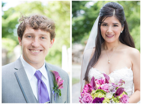 First Look | Rustic Winery Wedding at Les Borgeois Vineyards