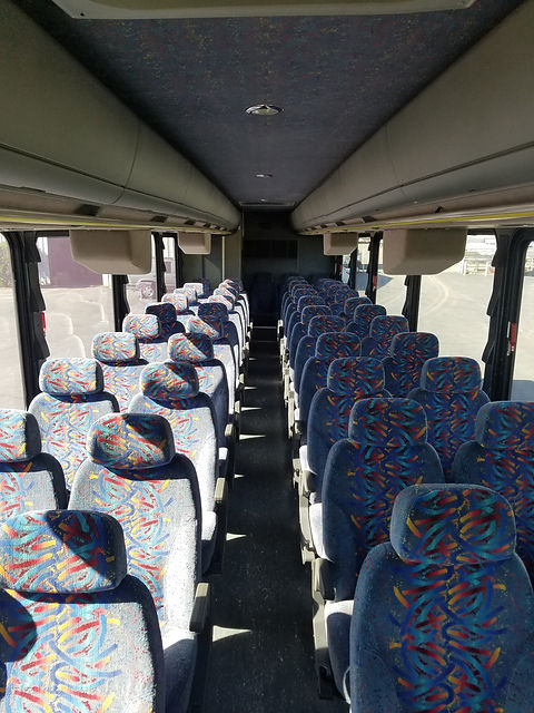 bus, charter, river, city, coach, Sacramento, casinos