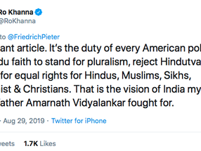 What is Wrong with Ro Khanna?