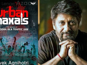 Urban Naxals: Vivek Agnihotri's book that exposes advocates of India's disintegration who ru