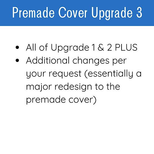 Premade Cover Upgrade 3