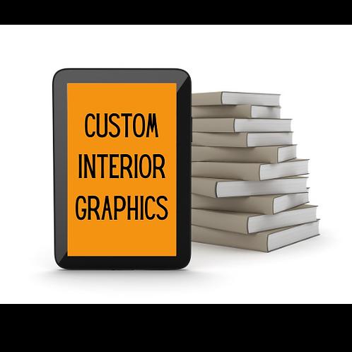 Interior Design/Formatting Upgrade: Custom Graphics