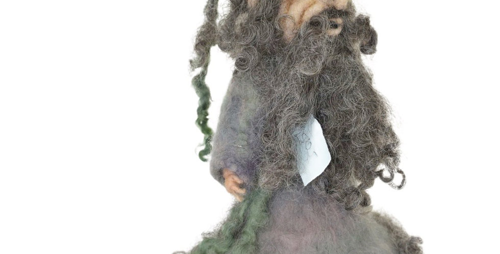 Felted Wizard