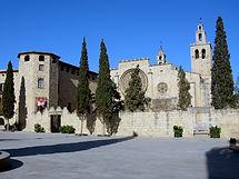 Sant Cugat del Vallès, pueblo milenario en torno a su monasterio