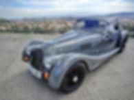 Morgan, experiencia en coches de estilo vintage por Barcelona y Cataluña, para bodas y rutas