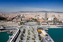 La zona marítima, los nuevos barrios donde la ciudad se abre al mar.