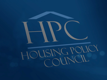HPC President Ed DeMarco Statement on FHFA's Adverse Market Fee Changes