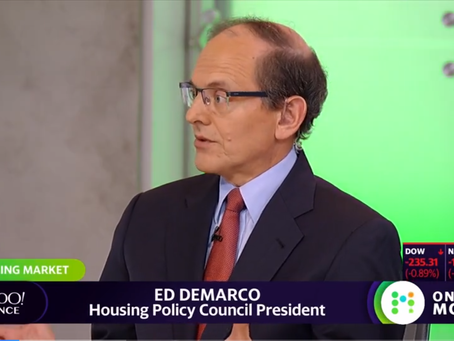 """HPC President Makes an Appearance on Yahoo Finance's """"On the Move"""""""