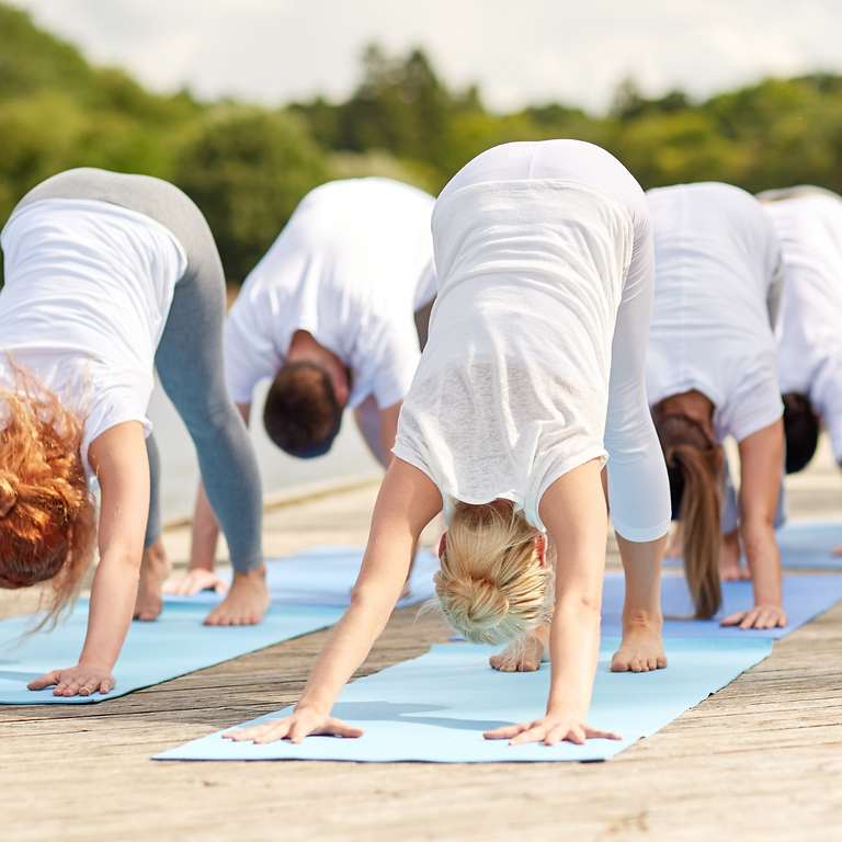 Wellness Yoga, Pilates & Back/Joint Care Mountains May 2022