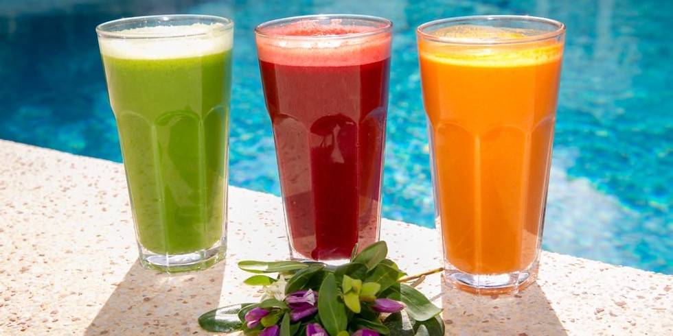Juice Detox & Wellness Retreat