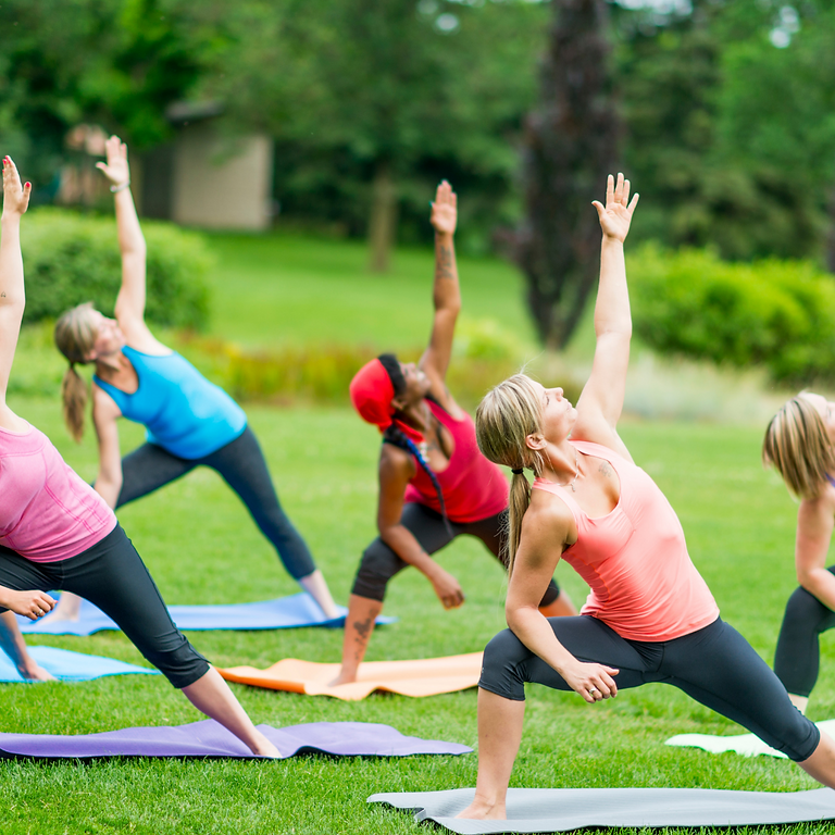 Wellness Yoga, Pilates & Back/Joint Care Countryside March 2022