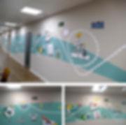 Mural para empresas