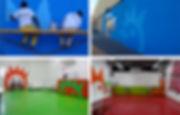 Pintura decorativa para empresas