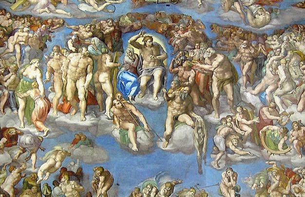 A Capela Sistina  é uma capela situada no Palácio Apostólico, residência oficial do Papa na Cidade-Estado do Vaticano. É famosa pela sua arquitetura, inspirada no Templo de Salomão do Antigo Testamento, e sua decoração em afrescos, pintada pelos maiores artistas da Renascença, incluindo Michelangelo e Rafael.
