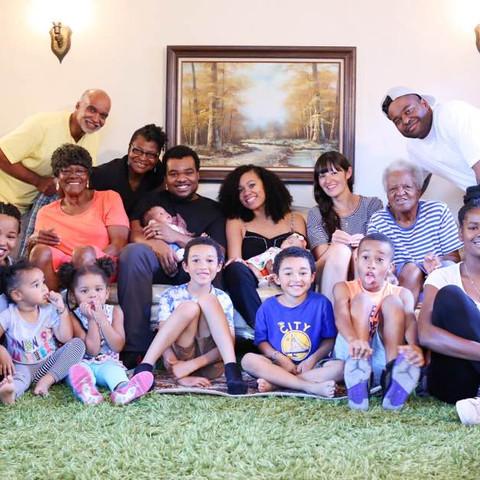 Family love!