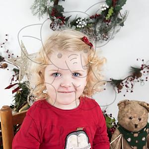 Cara and Jack Christmas Mini Session