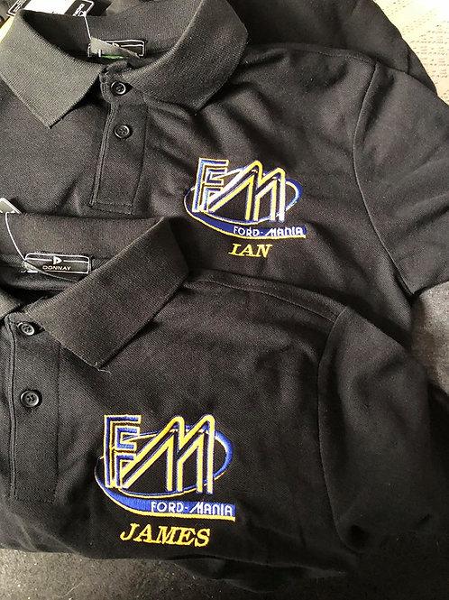 Emroidered Polo Shirts (original style)