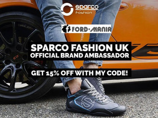 Exciting New Discount Trader - Sparco