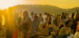 Canva - Crowd of People Gathering during