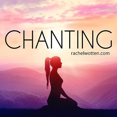 Chanting. Healing. Breathing. Coaching.
