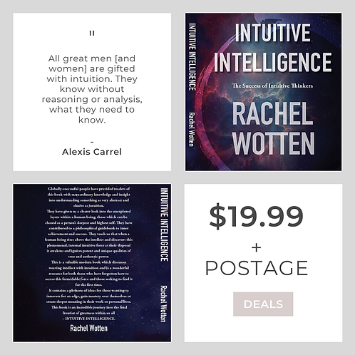 Book. Intuitive Intelligence. The Success of Intuitive Thinkers.
