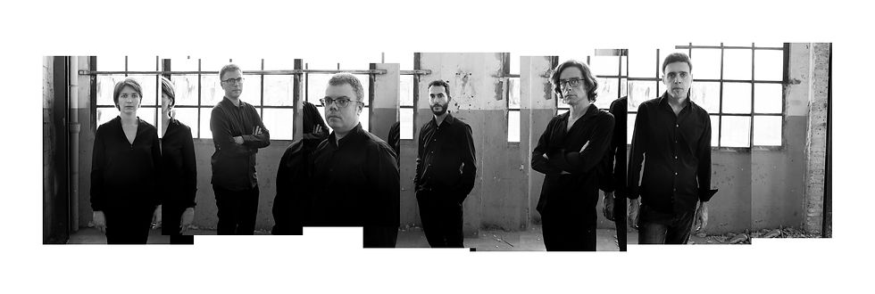 The Pinker Tones & Quartet Brossa (foto