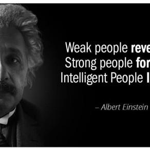 愛因斯坦會講這種話嗎?