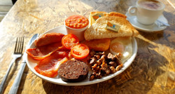 Savoir Fare Breakfast
