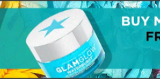 【GLAMGLOW 優惠】- 購買任何面膜/保濕霜即可免費獲贈SUPERCLEANSE™ 超級潔面礦泥一枝 (優惠到2020年8月21日)