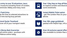 London Pass 優惠 低至15%折扣