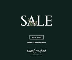 《Lanecrawford 優惠》- 精選AW20服裝可享低至5折 (優惠至2020年12月30日)