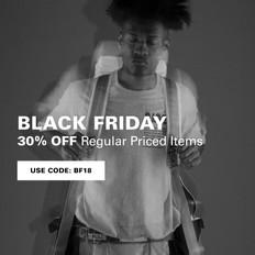 《HBX Black Friday優惠》- 全網享7折+免運費 (優惠至11月26日)