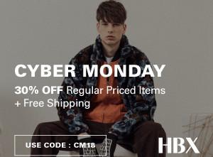 HBX-cybermonday2018-promo