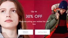 《JACK WILLS 優惠》- 買滿£50 即享英國免運費優惠(優惠至12月25日)