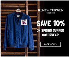 【Kent & Curwen優惠】 - 春夏季上衣 9折優惠 (優惠到18年3月31日)