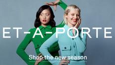 《Harvey Nichols 優惠》- 精選春季服裝可享85折+購物滿US$250可享免運費 (優惠至2021年3月24日)