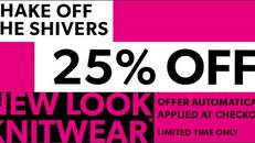 《NEW LOOK 情人節優惠》- 精選內衣貨品即享75折+免運費 (優惠至20年2月9日)