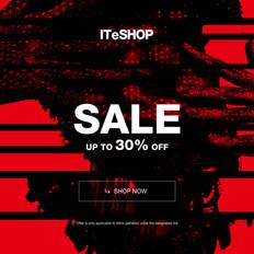 《ITeShop Cyber Monday優惠》精選減價貨品,低至7折+可以玩大抽獎額外折上折(優惠至2020年11月30日)
