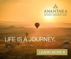 【Anantara Hotels Group安納塔拉酒店集團限時5天優惠】低至65折優惠+免費早餐(優惠至18年7月18日)